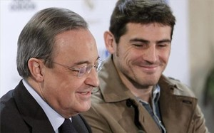 Casillas gana el pulso en el Madrid