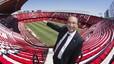Sevilla's president wants Copa final at Santiago Bernabeu too