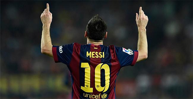 El r�cord de Messi, uno de los puntos calientes en el 'SI o NO'