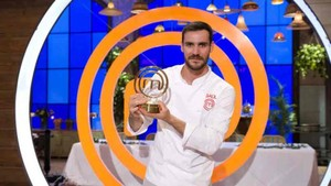 Saúl Craviotto, ganador de MasterChef Celebrity 2