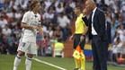 Zidane suelta el veredicto final sobre James