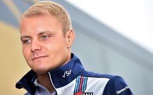 Valtteri Bottas, piloto de Williams