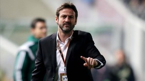Thomas Christiansen dirige al Apoel, rival del Athletic en la Europa League