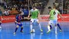 El Barça Lassa se mostró muy superior a Palma Futsal