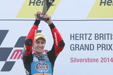 Alex Rins se impuso en el GP de Gran Breta�a