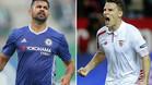 El Atl�tico de Madrid se debate entre Diego Costa y Gameiro