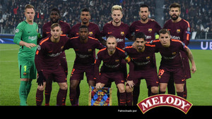 El Barcelona jugó un partido honesto en Turín