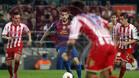 FC BARCELONA, 3 - SPORTING, 1