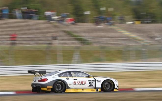 BMW M6 GT de las Blancpain Series