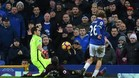 Bravo recibió muchas críticas tras la goleada encajada ante el Everton