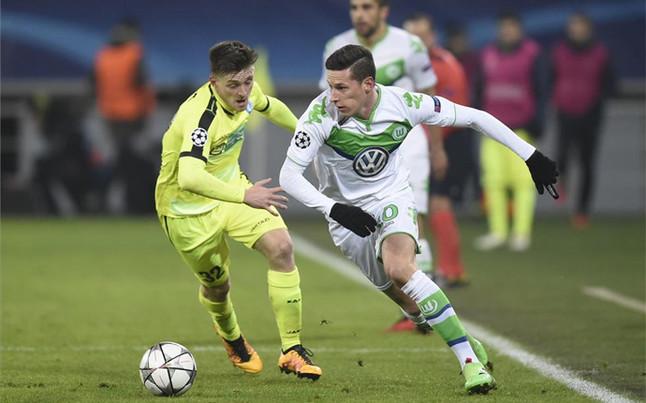 El Wolfsburgo acaba con el sueño del Gent