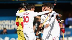 El equipo español selló el triunfo en los últimos tres minutos