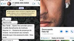 Este es el mensaje de Neymar en las redes sociales