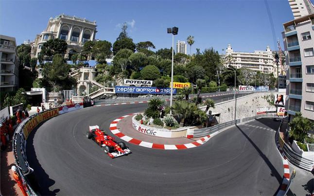 Circuito Monaco : El circuito de mónaco se remodela para mejorar la seguridad