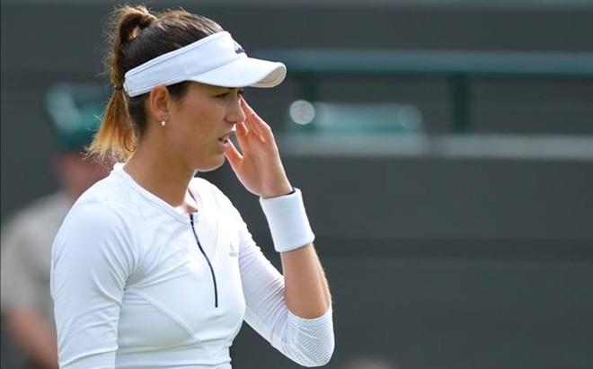Garbi�e Muguruza ha sufrido una dura derrota en segunda ronda de Wimbledon
