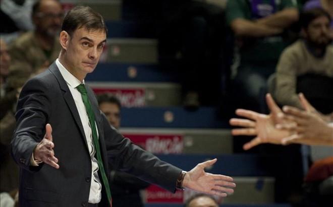 Georgios Bartzokas es uno de los candidatos a ocupar el banquillo azulgrana el pr�ximo a�o