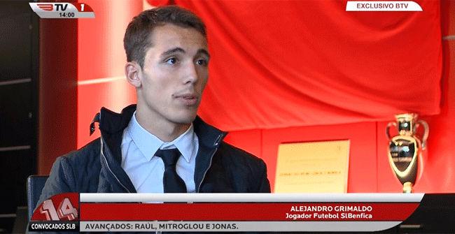 Oficial: Grimaldo ficha por el Benfica