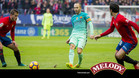 El 1x1 del Barcelona ante el Osasuna