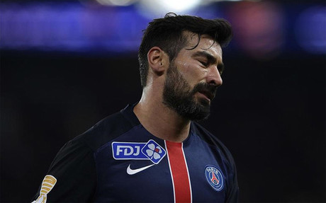 Lavezzi, rumbo a China