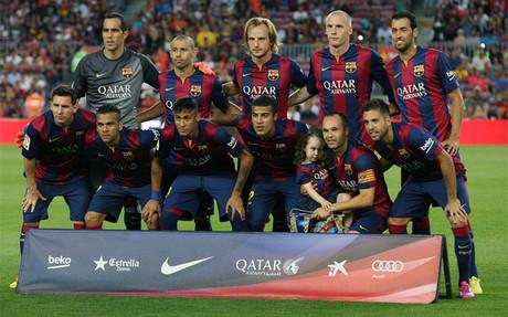 Luis Enrique tiene casi claro su once para la Liga