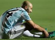 Mascherano no jugará ante Bolivia por sanción