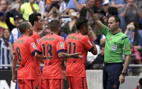 Mateu Lahoz, �rbitro para el Atl�tico-FC Barcelona