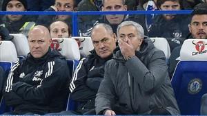 Mourinho se siente perjudicado por la lesión de Jones con la selección inglesa