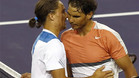 Dolgopolov elimina a Nadal en Indian Wells