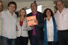 La PB Les Corts lleva ya varios meses de actividad y ha organizado un buen número de actos. Su `alma mater¿ y primer presidente es Salvador Termes. Ahora ya es oficial