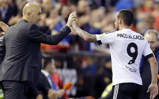 Pako Ayestar�n ha convocado a Paco Alc�cer