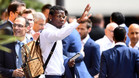 Pogba, jugador de la Juventus