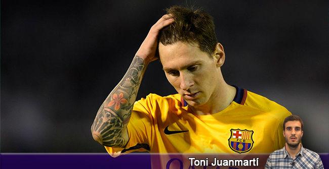 InfoSPORT: Sin Messi ante el Villanovense