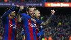 El gol de Aleix Vidal, en el 'Top 5' de la jornada
