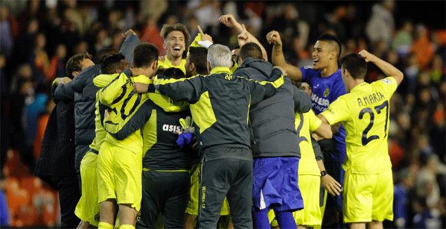 Valencia, 0 - Villarreal, 2
