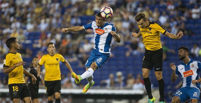 V�deo resumen Espanyol - M�laga. Jornada 2 Liga Santander 2016-17
