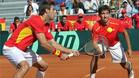 Granollers y López volverán a jugar los dobles