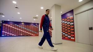 Bartzokas sigue intentando relanzar al Barça Lassa