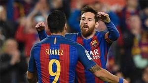 Messi y Luis Suárez son la esperanza de los culés para ganar en el Bernabéu