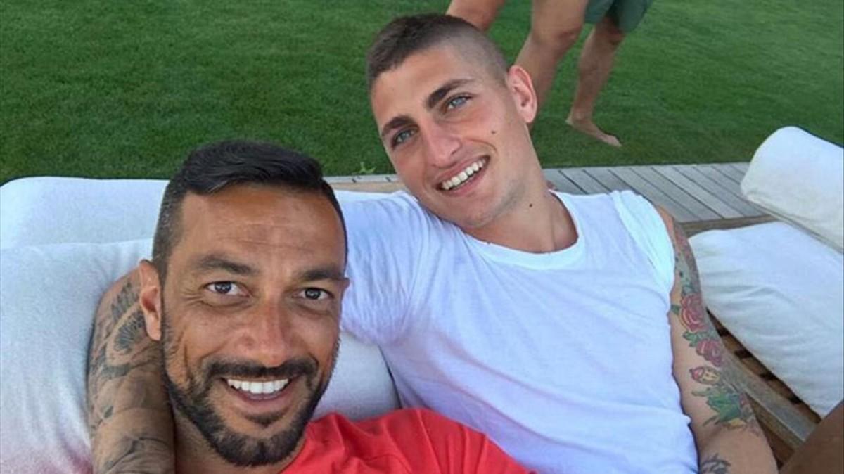Verratti từ chối lương khủng của PSG: Tôi không cần tiền