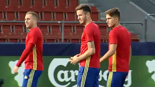La Rojita ya vela armas cara a la semifinal de la Eurocopa ante Italia