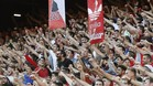 El Sevilla no quiere más incidentes en el Sánchez Pizjuán