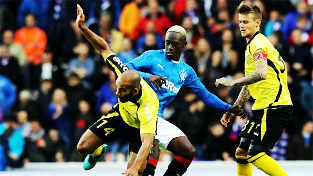 El Progres de Luxemburgo eliminó al Rangers en la primera ronda previa de la Europa League (2-0)