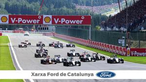 GP de Bélgica de Fórmula 1