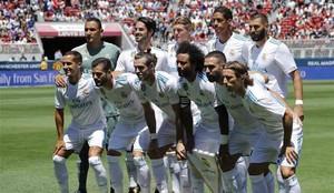 Zidane hizo debutar a sus canteranos