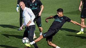 Zidane: La Liga no está sentenciada, quedan 33 partidos (ES)