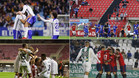 Todos los goles de la jornada 14 de la Liga 1|2|3