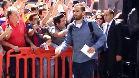 Luis Enrique levanta el castigo a Aleix Vidal y se lo lleva a Sevilla