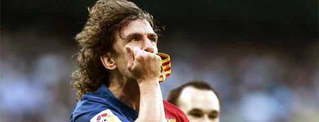 El Bar�a har� un homenaje a Carles Puyol
