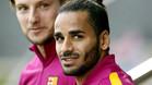 Noticia SPORT: El Bar�a, dispuesto a pagar para que Douglas juegue en otro equipo