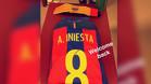 El regreso del capitán Iniesta al rescate del Barça